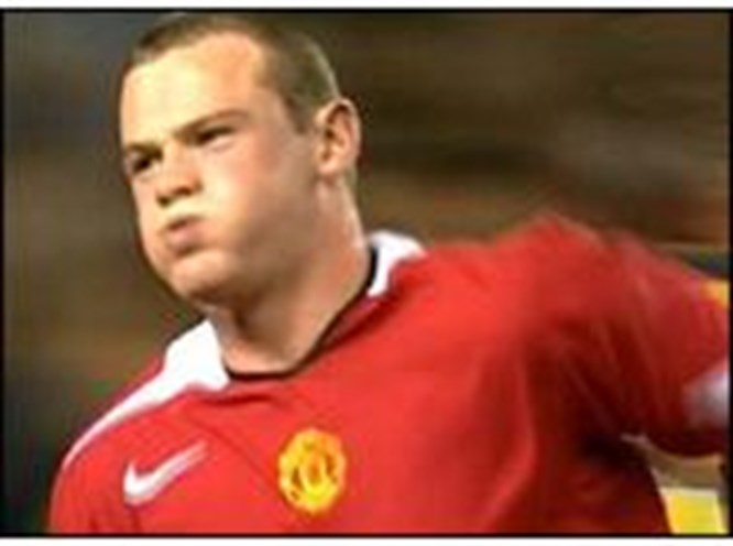 Milyonluk kalem Rooney